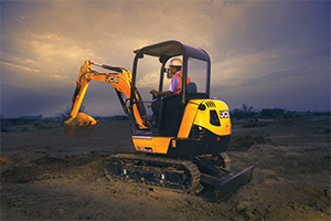 JCB 30PLUS Tracked Excavators Varanasi