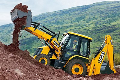 JCB Backhoe Loaders Varanasi