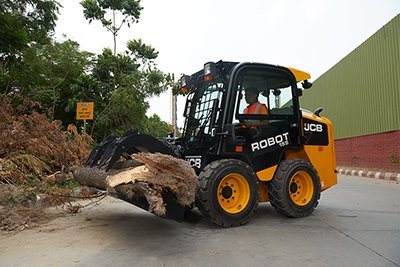 JCB Skid Steer Loaders Varanasi