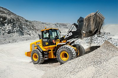 JCB Wheeled Loaders Varanasi
